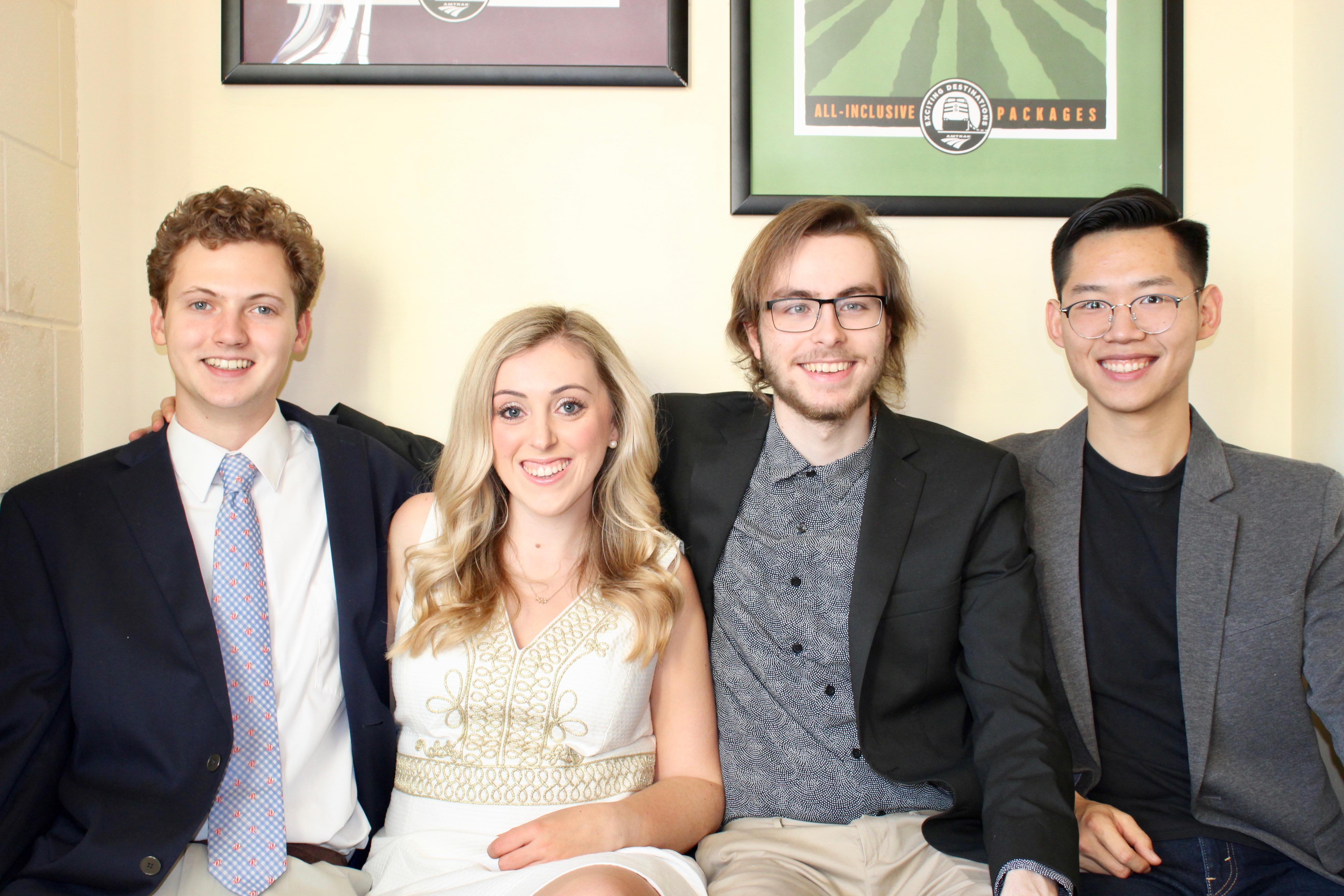 The Blue Ridge Jazz Quartet