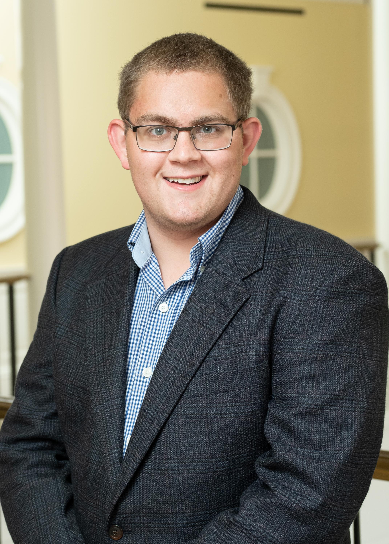 Bradley Katcher; President of MSDS Student Council