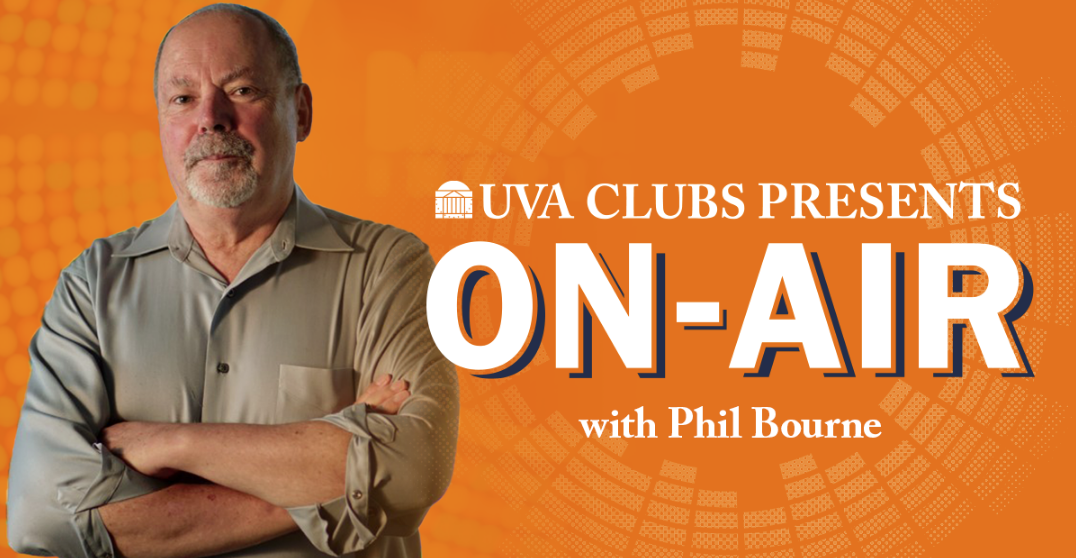 On-the-Air with Phil Bourne