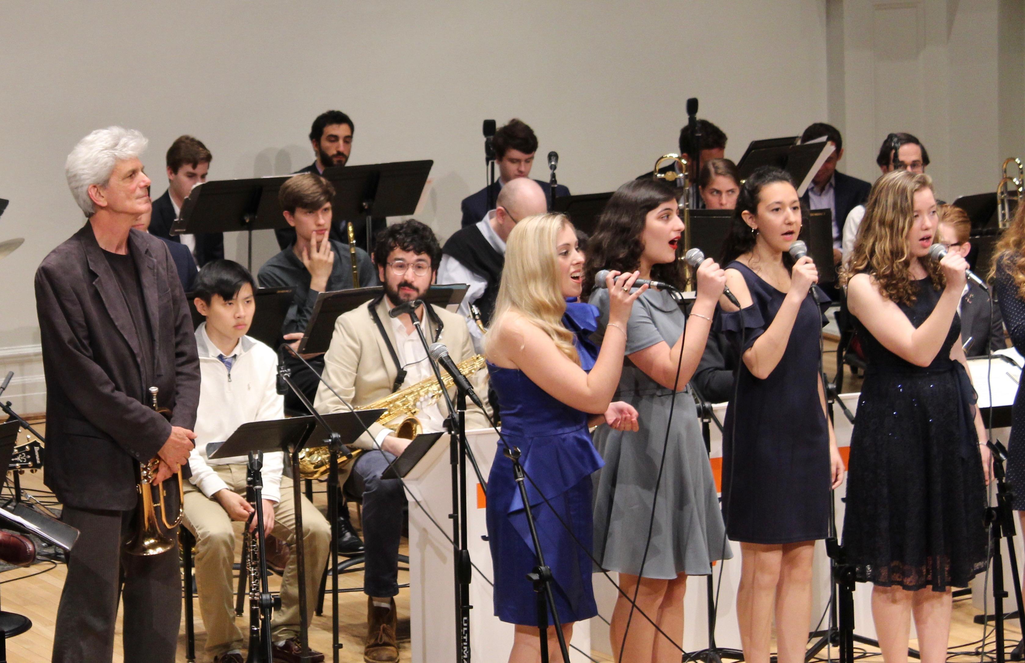 University Jazz Singers
