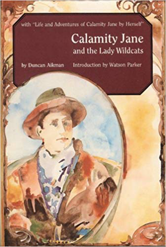 Calamity Jane and the Wildcats book cover
