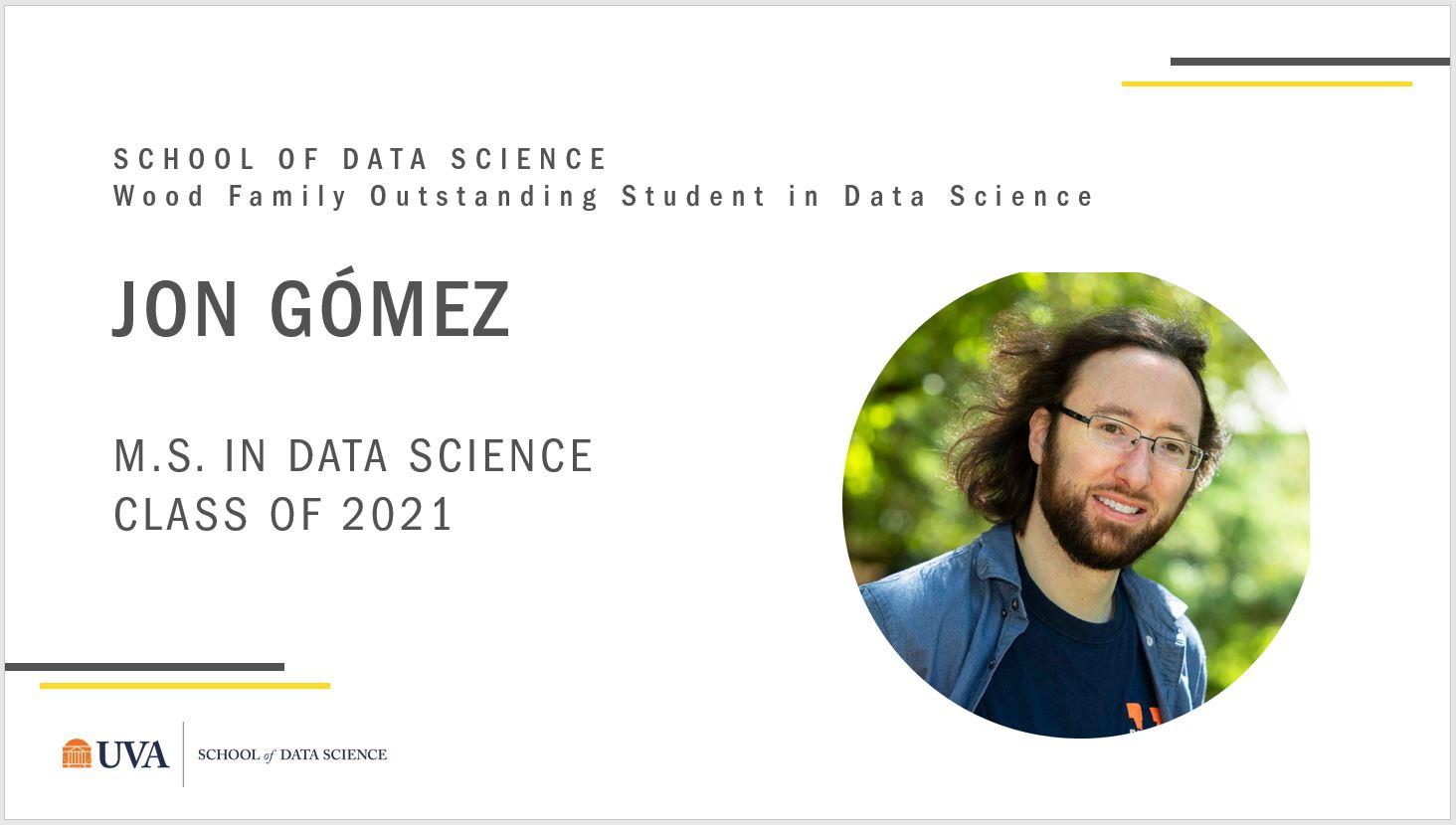 Jon Gómez Award
