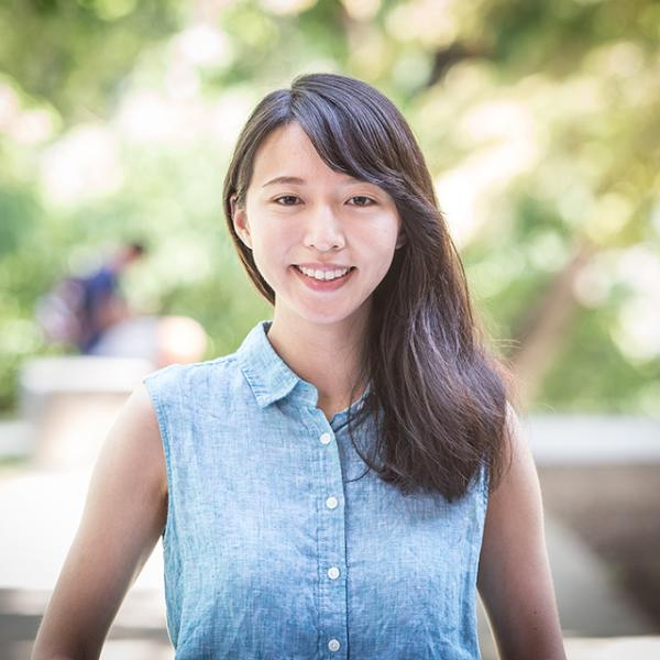 Headshot of Sally Gao