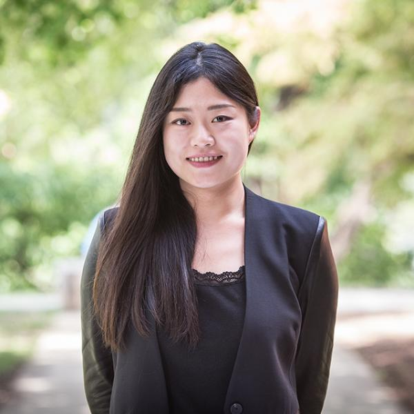 Headshot of Karen Bachao Li