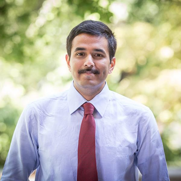 Headshot of Sai Prasanth