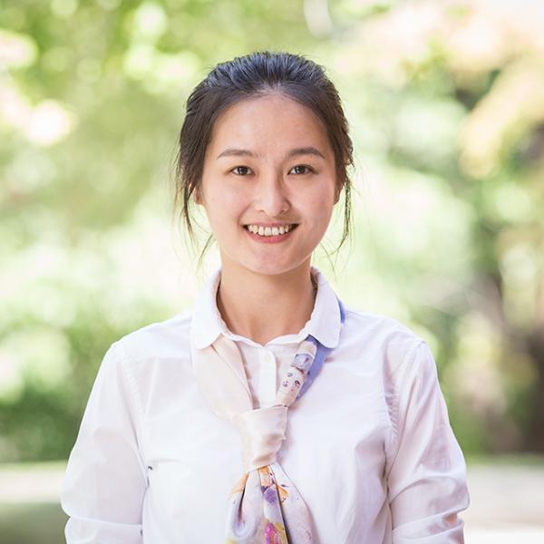 Headshot of Ailun Zhu