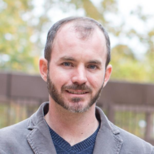 Headshot of Mark Rucker