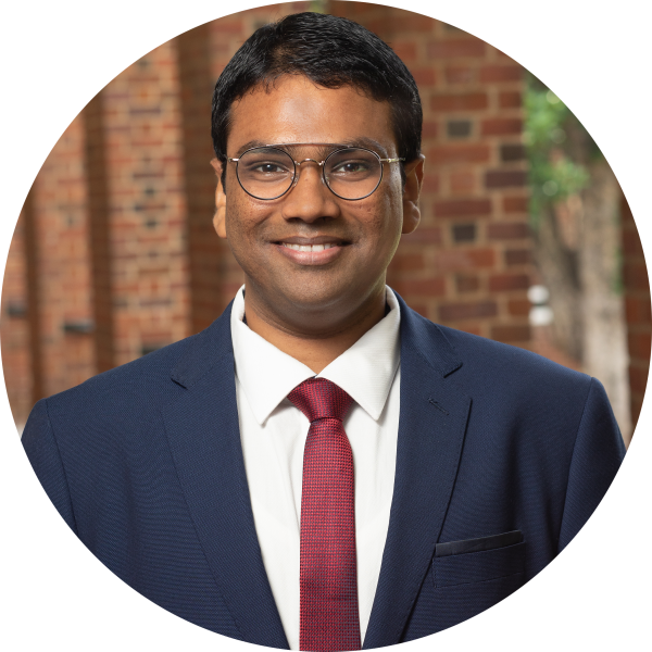 Headshot of Navin Kasa