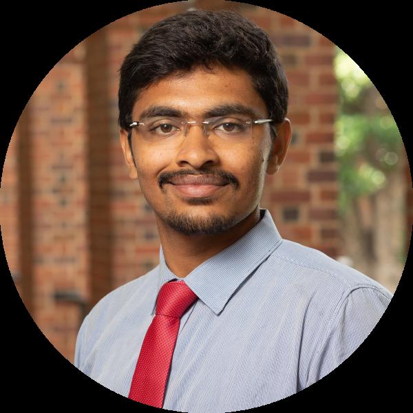 Headshot of Murugesan  Ramakrishnan