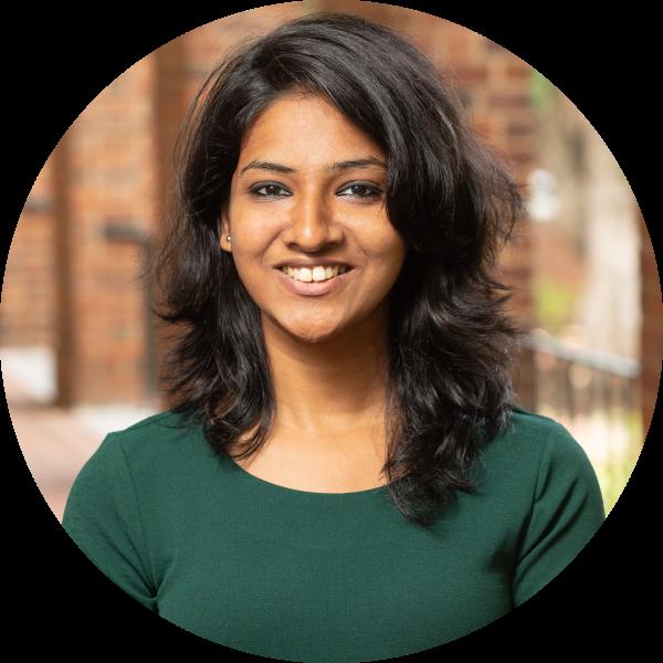 Headshot of Varshini Sriram