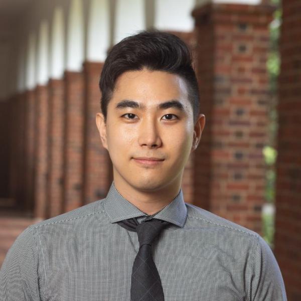 Headshot of Luke Kang