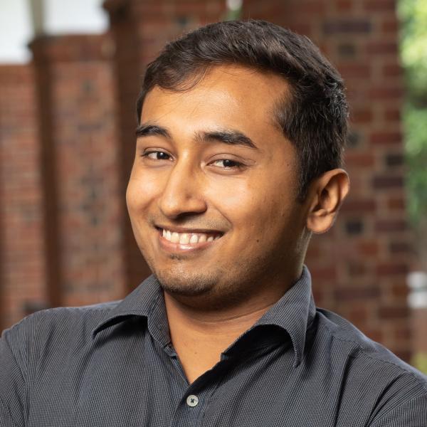 Headshot of Arnab Sarkar