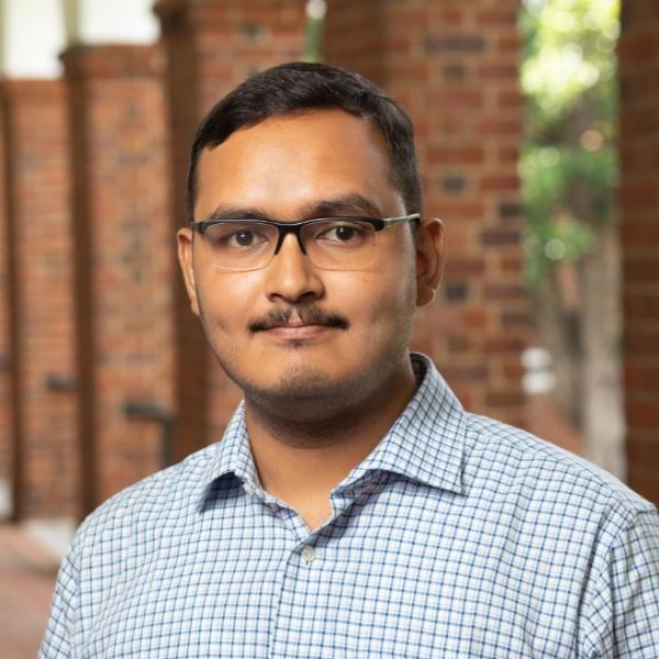 Headshot of Saurav  Sengupta
