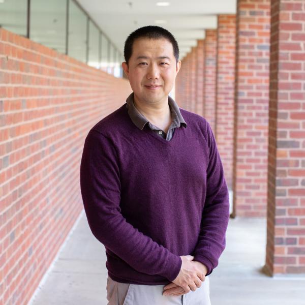 Headshot of Ke Wang