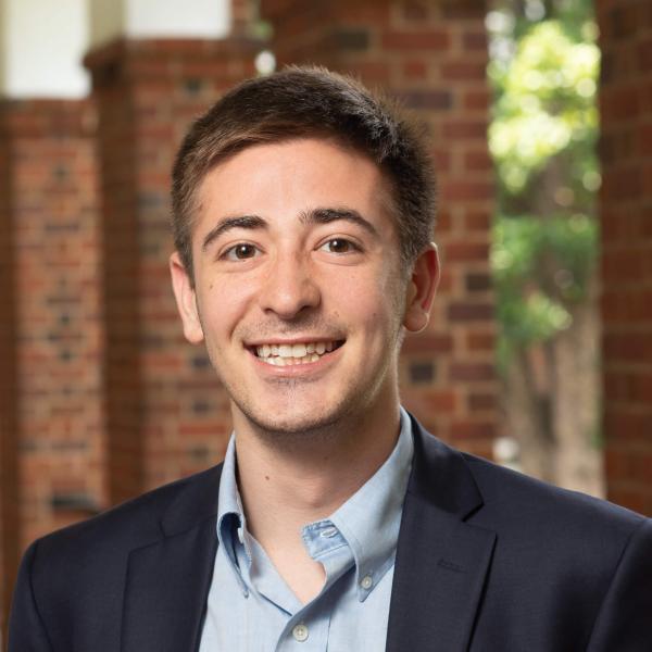 Headshot of Andrew Dahbura
