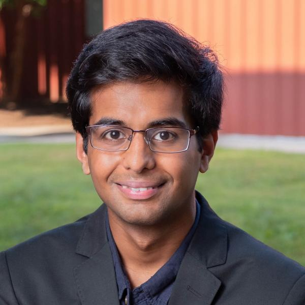Headshot of Aman  Shrivastava