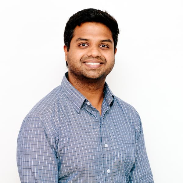 Headshot of Sree Mallikarjun
