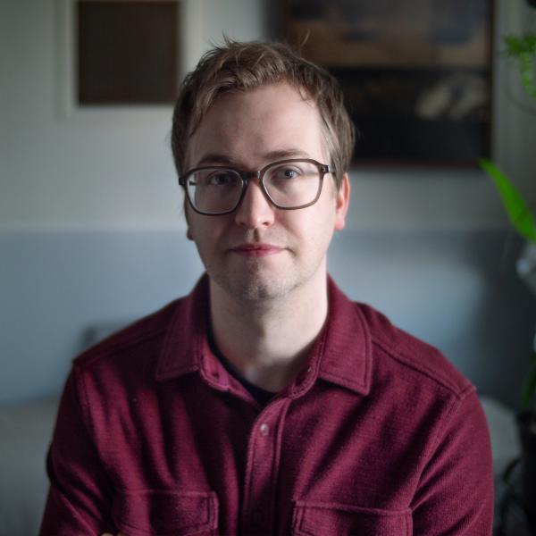 Headshot of Cody Huff