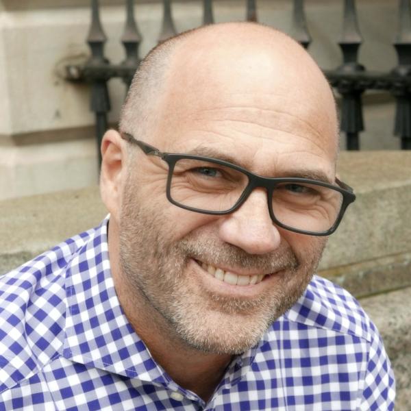 Headshot of Peter Gedeck