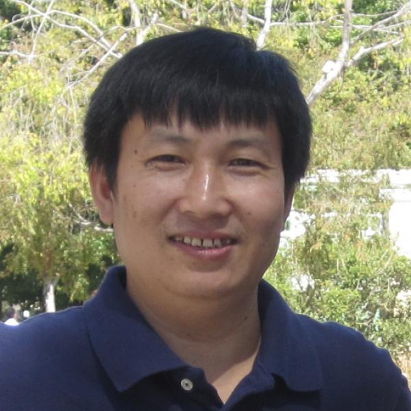 Headshot of Zheng Zhao