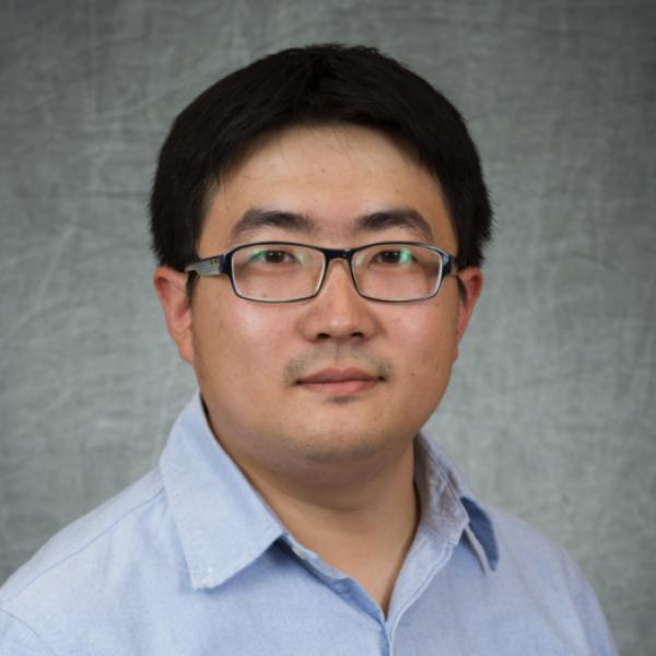 Headshot of Jundong Li