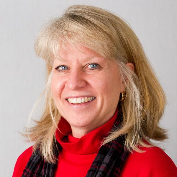 Headshot of Sue Haas