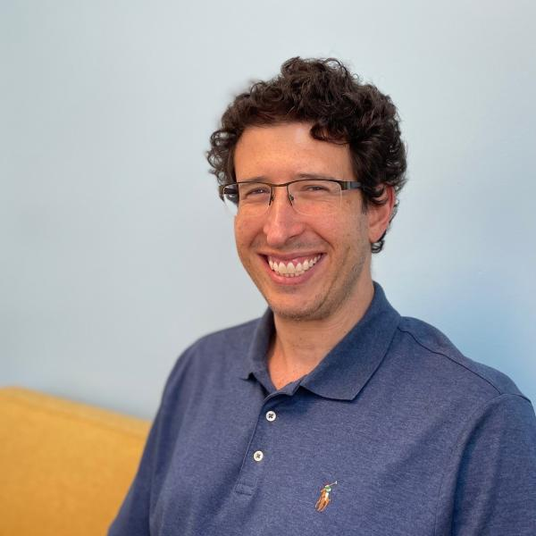 Headshot of Adam Tashman