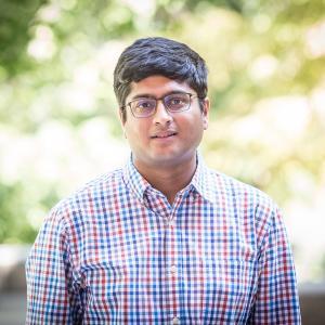 Headshot of Nitesh Prakash