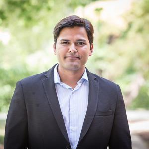 Headshot of Ashish Singh