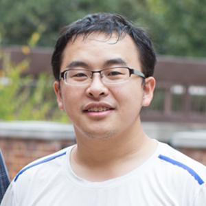 Headshot of Lu Tian
