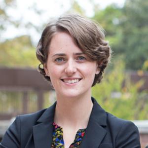 Headshot of Caitlin Dreisbach