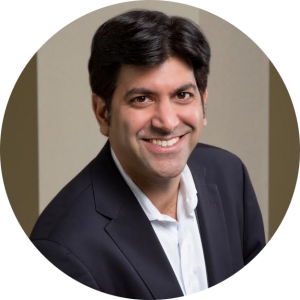 Headshot of Aneesh Chopra