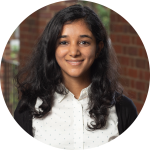 Headshot of Charishma  Ravoori