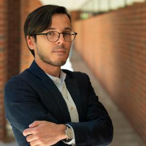 Headshot of Luis Felipe R. Murillo