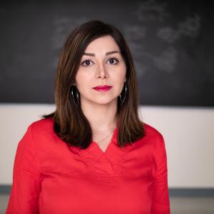 Headshot of Behnaz Moradijamei