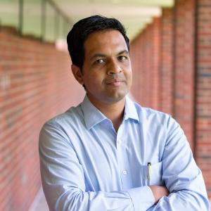 Headshot of Abhishek Suryawanshi