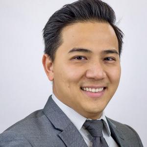 Headshot of N. Rich Nguyen