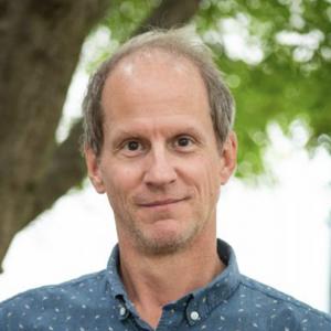 Headshot of John Darrell Van Horn
