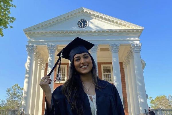 Arshiya Ansari, M.S. in Data Science Class of 2021