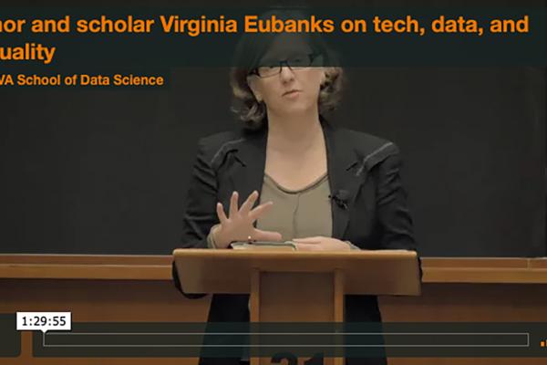 Eubanks video image