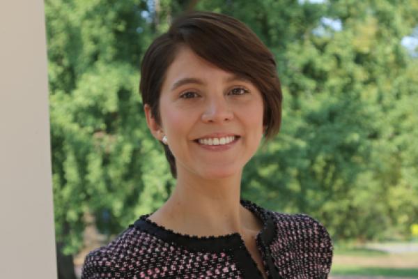 Headshot of Karolina Naranjo-Velasco