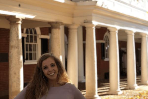 Brooke Williams, Online MSDS Alum