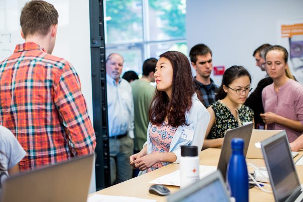 Presentations at DSI
